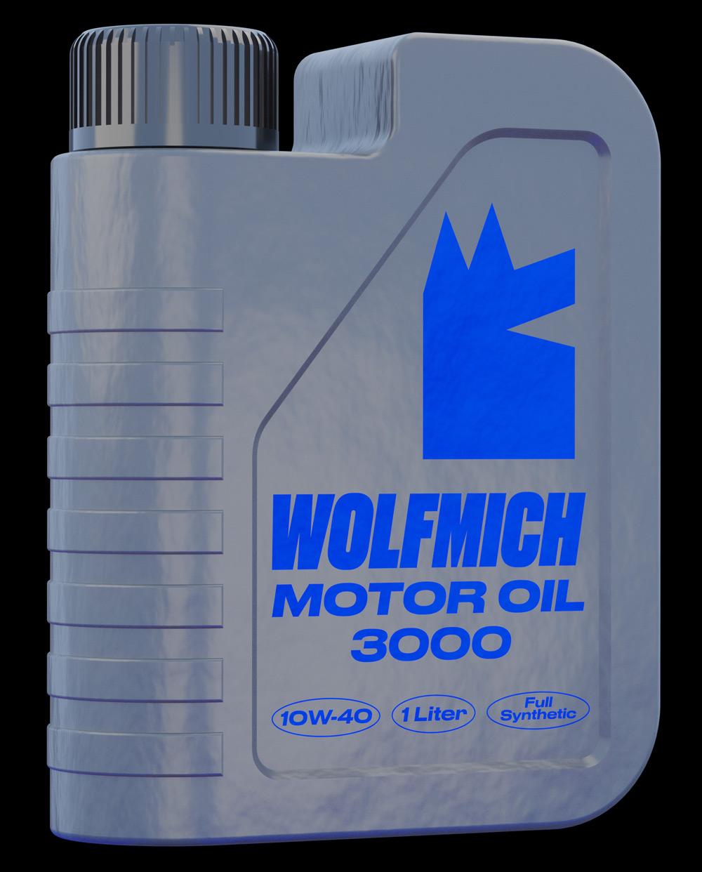 Tobias-Raschbacher-Wolfmich-Motoroil
